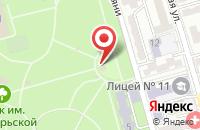 Схема проезда до компании Джунгли в Ростове-на-Дону