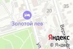 Схема проезда до компании Platonoff в Ростове-на-Дону