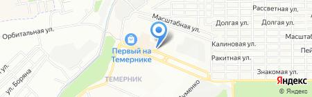 Магазин оптики на ул. Лелюшенко на карте Ростова-на-Дону