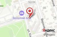 Схема проезда до компании Южный Региональный Правозащитный Центр в Ростове-На-Дону