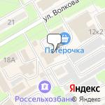 Магазин салютов Новомичуринск- расположение пункта самовывоза