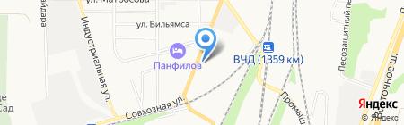Россия на карте Батайска