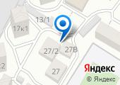 Совет территориального общественного самоуправления микрорайона КСМ на карте
