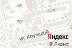 Схема проезда до компании С Любовью в Батайске