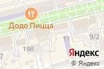 Схема проезда до компании Банкомат, Бинбанк, ПАО в Батайске