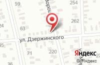 Схема проезда до компании Билайн в Серпухове