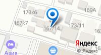 Компания Пасека Ефимовых на карте