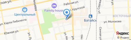 ДНС на карте Батайска