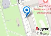 Союз-М на карте