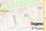 Схема проезда до компании Торгово-сервисный центр в Батайске