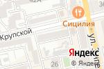 Схема проезда до компании Магазин оптики в Батайске