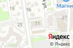 Схема проезда до компании Ростовоблстройзаказчик в Ростове-на-Дону