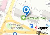 Библиотека им. К.И. Чуковского на карте