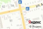 Схема проезда до компании ЕвроТехСервис в Батайске
