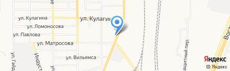 СервисНИК на карте Батайска