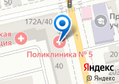 Комитет по управлению имуществом г. Батайска на карте