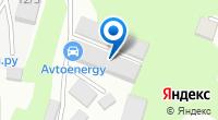 Компания КСВ на карте