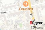 Схема проезда до компании Стратегия закупки в Батайске