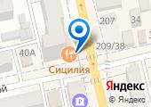 Нотариус Пономарева Н.П. на карте
