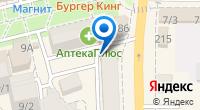 Компания Нотариус Бородина Е.Б. на карте