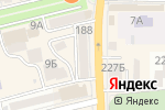 Схема проезда до компании ЗдравСити в Батайске