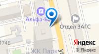 Компания Нотариус Антонова Е.В. на карте