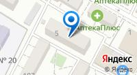 Компания Почтовое отделение связи №55 на карте