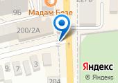 Управление пенсионного фонда России в г. Батайске на карте