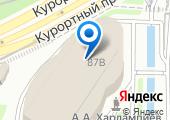 ЮГ СПОРТ на карте