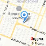 Petshop.ru на карте Ростова-на-Дону