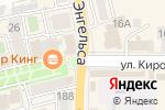 Схема проезда до компании Батайский торг в Батайске