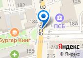 Апрель-Интер на карте