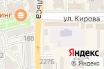 Схема проезда до компании Mozart House в Батайске