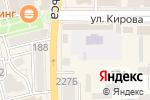 Схема проезда до компании Service Profi в Батайске