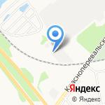 Авторитет на карте Ярославля