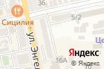 Схема проезда до компании Прокуратура г. Батайска в Батайске