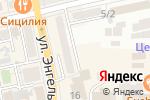 Схема проезда до компании Следственный отдел в Батайске