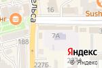 Схема проезда до компании Цифроград в Батайске