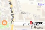 Схема проезда до компании Сакура-экспресс в Батайске