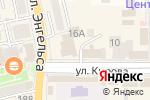 Схема проезда до компании ЮЛМАРТ Outpost в Батайске
