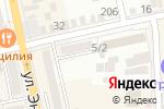Схема проезда до компании CL в Батайске
