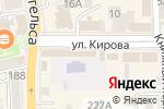 Схема проезда до компании Лена в Батайске