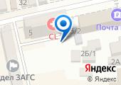Нотариус Бурляева А.П на карте