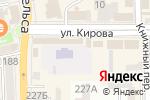 Схема проезда до компании Форм АНТ в Батайске