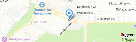 Алькор-Дом на карте Ростова-на-Дону