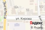 Схема проезда до компании Донэнерго в Батайске