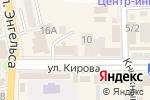 Схема проезда до компании Матреша в Батайске