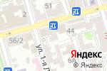 Схема проезда до компании Православный магазин в Ростове-на-Дону