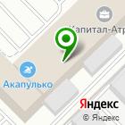Местоположение компании Рязаньпромпроект