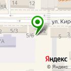 Местоположение компании Лена